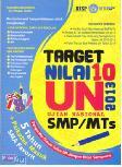Target Nilai 10 UN SMP/MTs 2013 (Disc 50%)