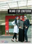 Hijab For Uniform : Kreasi Hijab untuk Busana Kerja