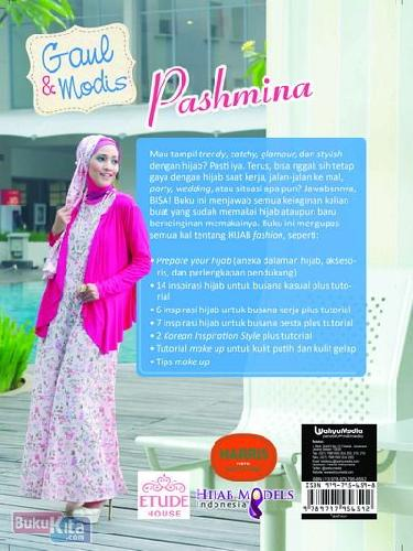 Cover Gaul & Modis Pashmina (Disc 50%)