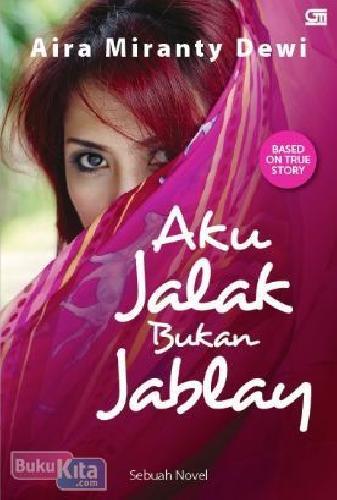 Cover Buku Aku Jalak Bukan Jablay