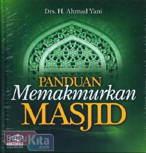 Cover Buku Panduan Memakmurkan Masjid