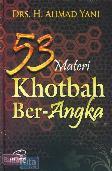 53 Materi Khotbah Ber-Angka