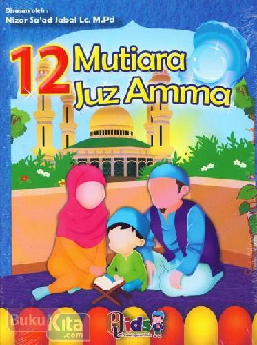 Cover Buku 12 Mutiara Juz Amma