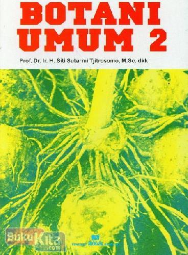 Cover Buku Botani Umum 2