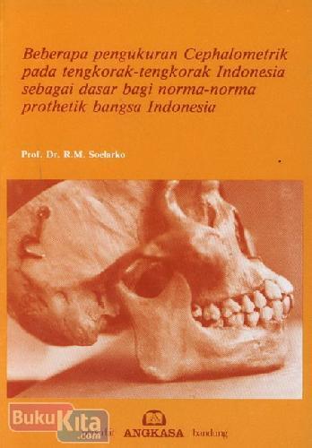 Cover Buku Beberapa Pengukuran Cephalometrik