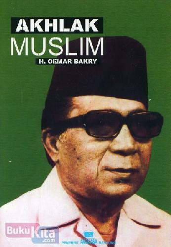 Cover Buku Akhlak Muslim