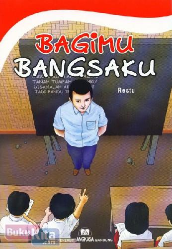 Cover Buku Bagimu Bangsaku