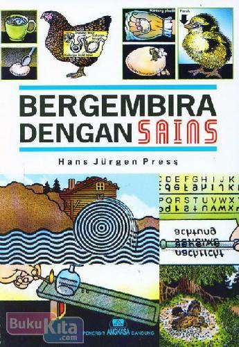 Cover Buku Bergembira Dengan Sains