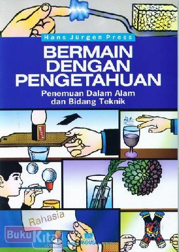 Cover Buku Bermain Dengan Pengetahuan
