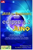 Java for Beginners with Eclipse 4.2 Juno