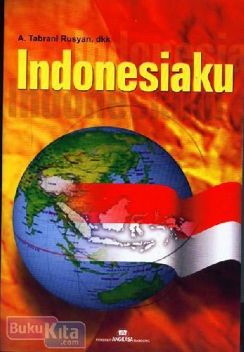Cover Buku Indonesiaku