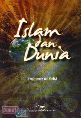 Cover Buku Islam dan Dunia