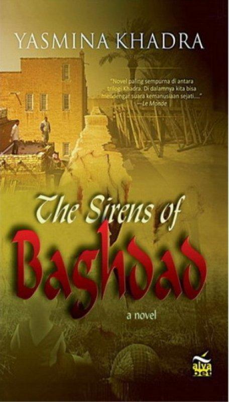 Cover Buku The Sirens of Baghdad
