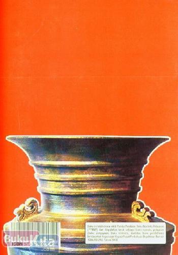 Cover Belakang Buku Keterampilan Keramik