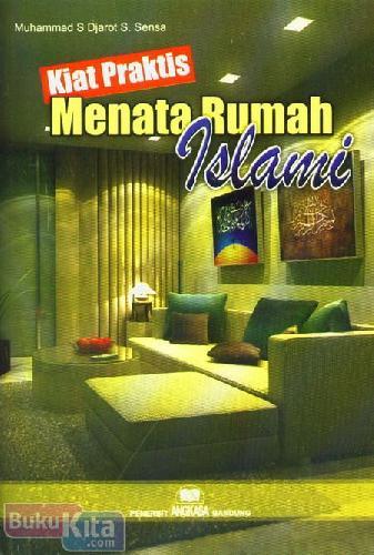 Cover Buku Kiat Praktis Menata Rumah Islami
