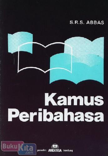 Cover Buku Kamus Peribahasa