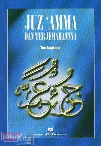 Cover Buku Juz Amma Dan Terjemahannya
