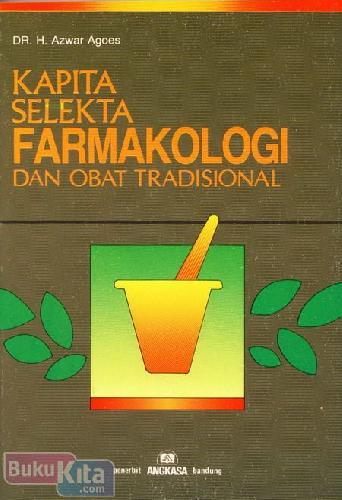 Cover Buku Kapita Selekta Farmakologi dan Obat Tradisional