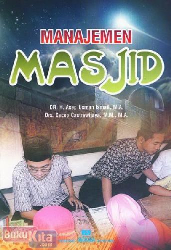 Cover Buku Manajemen Masjid