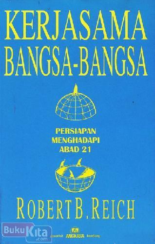 Cover Buku Kerjasama Bangsa-Bangsa Persiapan Menghadapi Abad 21
