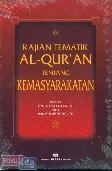 kajian Tematik Al-Quran Tentang Kemasyarakatan