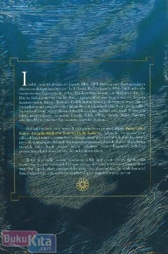 Cover Belakang Buku kajian Tematik Al-Quran Tentang Fiqih Ibadah