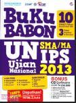 Buku Babon UN SMA/MA IPS 2013