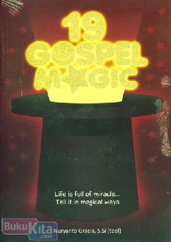 Cover Buku 19 Gospel Magic