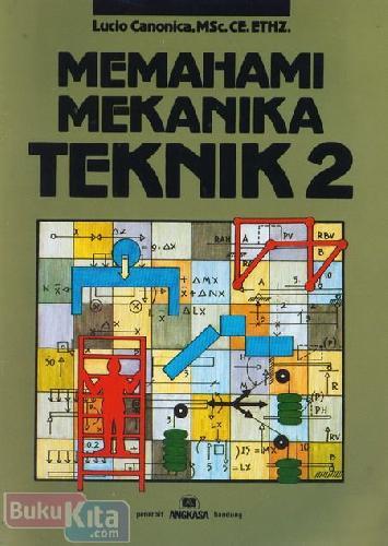 Cover Buku Memahami Mekanika Teknik 2