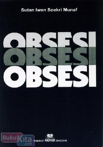Cover Buku Obsesi