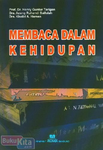 Cover Buku Membaca Dalam Kehidupan