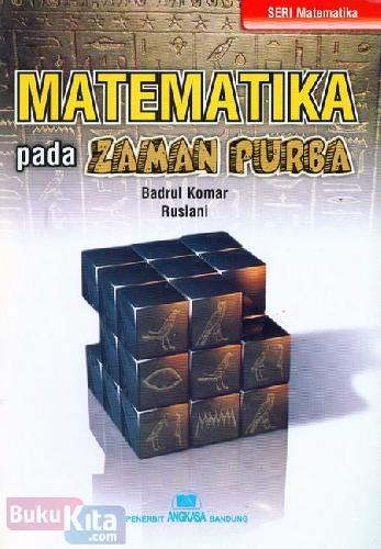 Cover Buku Matematika pada Zaman Purba