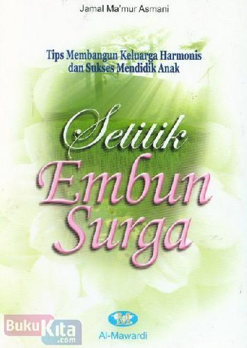 Cover Buku Setitik Embun Surga