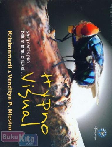 Cover Buku Hyno Visual : yang cantik pun belum tentu disukai