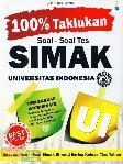 100% Taklukan Soal-Soal Tes SIMAK Universitas Indonesia