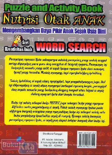 Cover Nutrisi Otak Anak Word Search