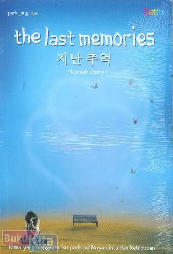 Cover Buku The Last Memories