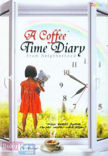Cover A Coffee Time Diary From Neigborhood