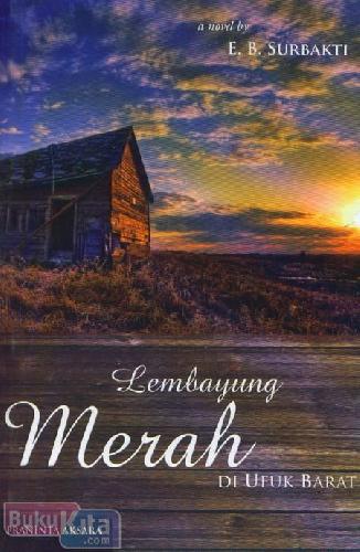 Cover Buku Lembayung Merah Di Ufuk Barat