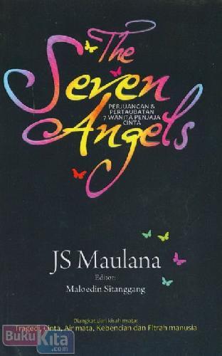 Cover Buku The Seven Angels : Perjuangan & Pertaubatan 7 Wanita Penjaja Cinta