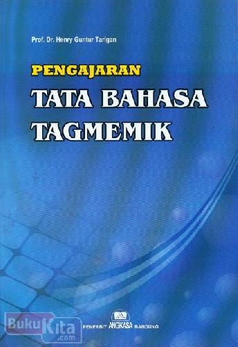 Cover Buku Pengajaran Tata Bahasa Tagmemik