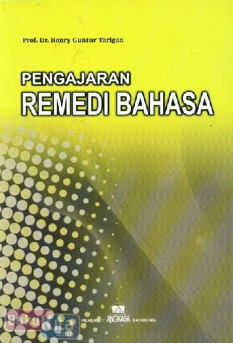 Cover Buku Pengajaran Remedi Bahasa