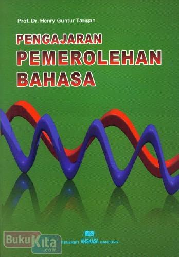 Cover Buku Pengajaran Pemerolehan Bahasa