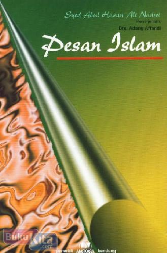 Cover Buku Pesan Islam