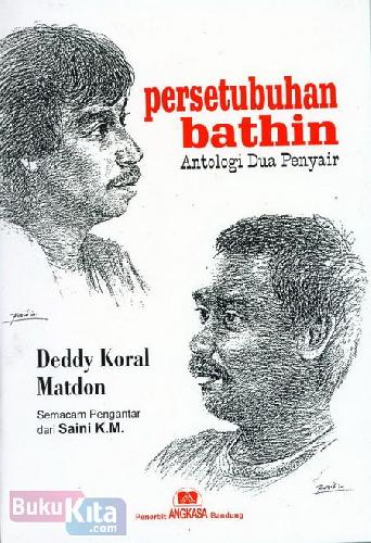 Cover Buku Persetubuhan Bathin Antologi Dua Penyair