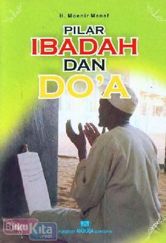 Cover Buku Pilar Ibadah dan Doa