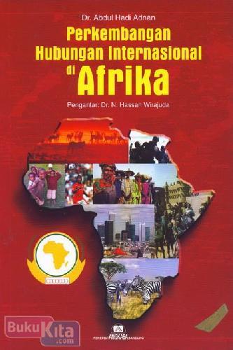 Cover Buku Perkembangan Hubungan Internasional di Afrika