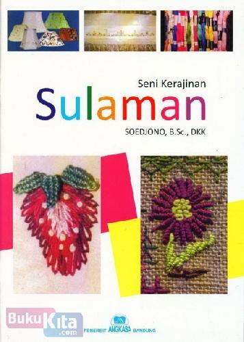 Cover Buku Seni Kerajinan Sulaman