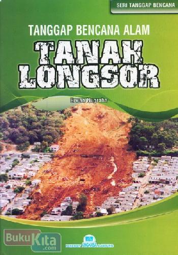 Cover Buku Tanggap Bencana Alam Tanah Longsor