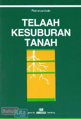 Cover Buku Telaah Kesuburan Tanah